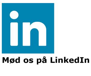 Mød os Linkedin